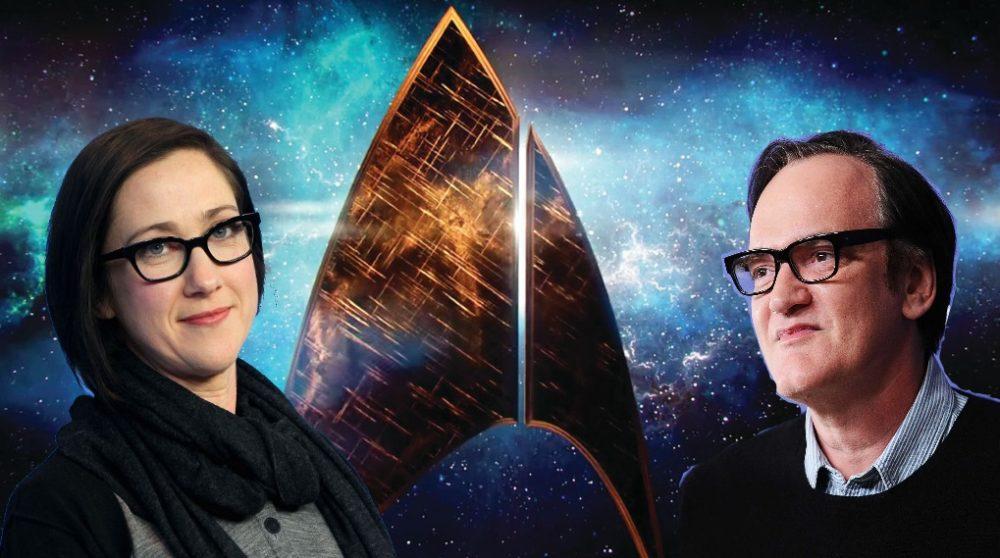 Star Trek 4 Star Trek 5 Tarantino / Filmz.dk
