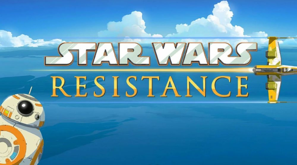 Star Wars Resistance / Filmz.dk
