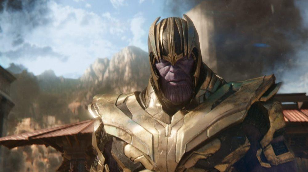 Thanos hovedrolle sympati med skurk avengers infinity war / Filmz.dk