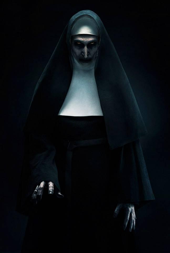 The Nun conjuring / Filmz.dk