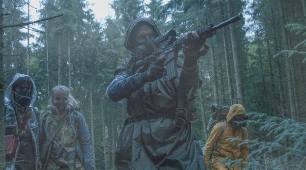 The Rain dansk netflix trailer / Filmz.dk