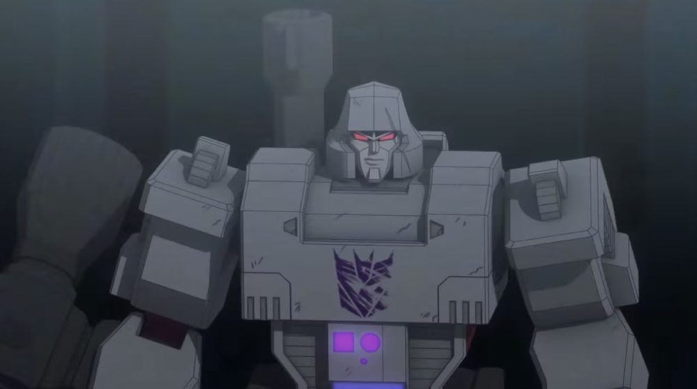 Transformers: Power of the Primes trailer / Filmz.dk