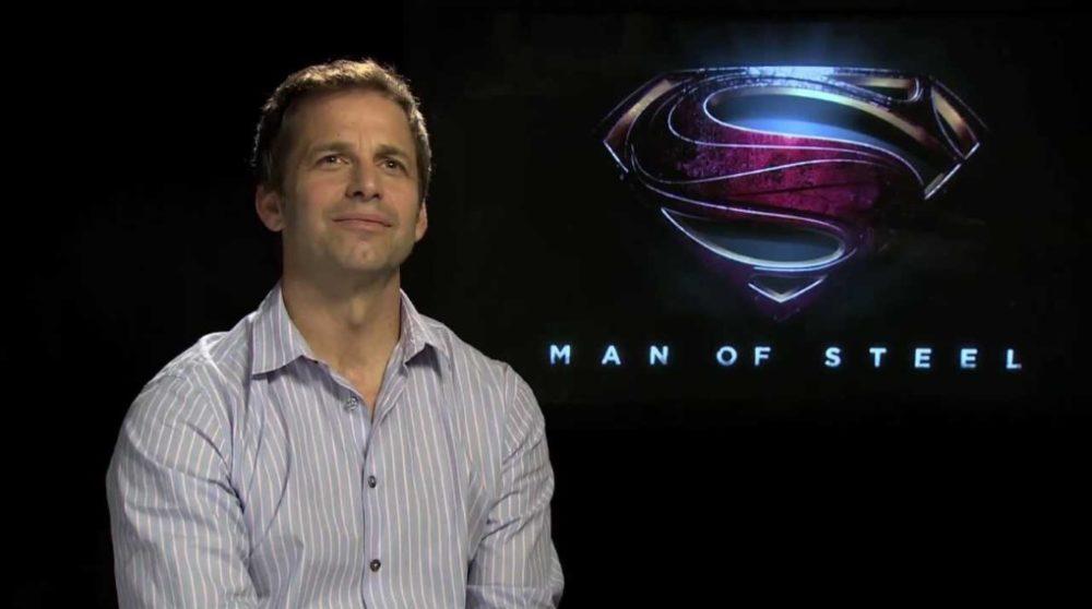 Zack Snyder man of steel dceu / Filmz.dk