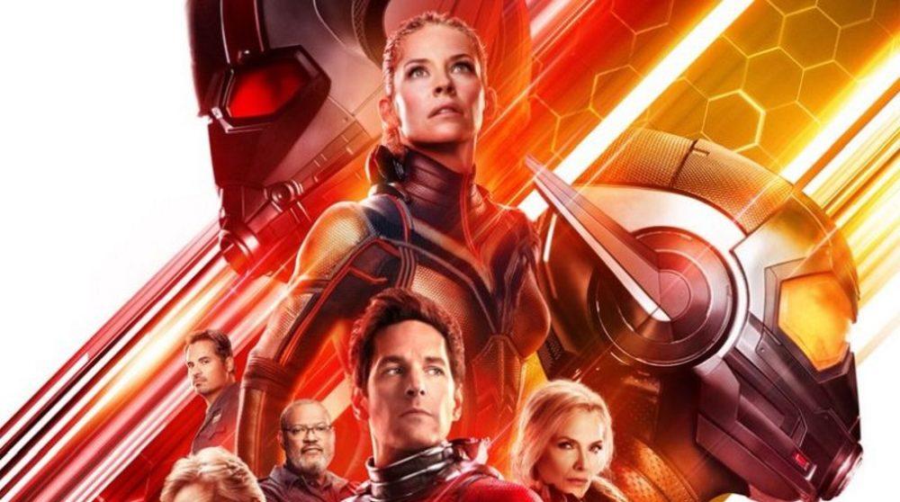 Ant-Man The Wasp Trailer / Filmz.dk