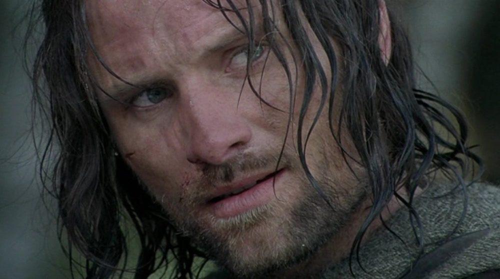 Aragorn ringenes herre serie / Filmz.dk