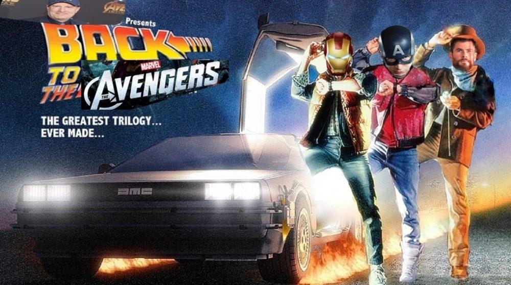 Avengers 4 tidsrejse / Filmz.dk