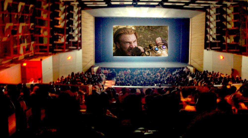 Avengers infinity war biograf box office rekord / Filmz.dk