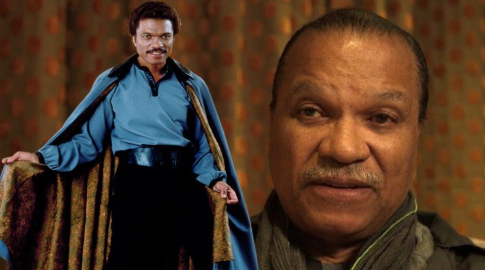 Lando Calrission Billy Dee Williams Star Wars Episode IX / Filmz.dk