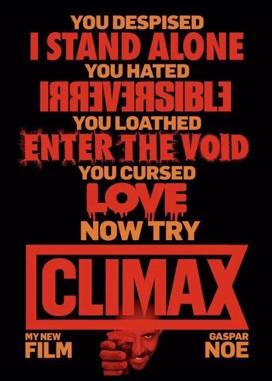 Climax trailer / Flimz.dk