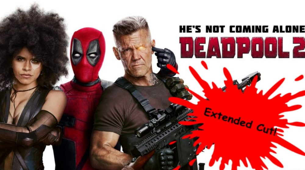 Deadpool 2 extended cut / Filmz.dk