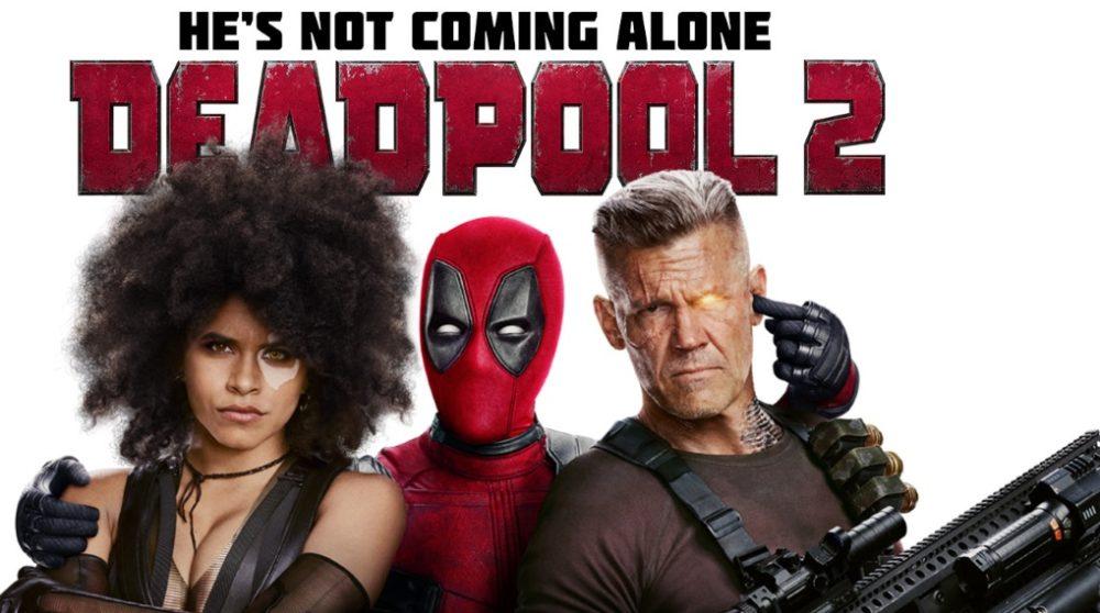 Deadpool 2 titel / Filmz.dk