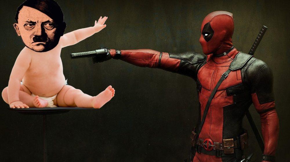 Deadpool 2 baby hitler / Filmz.dk