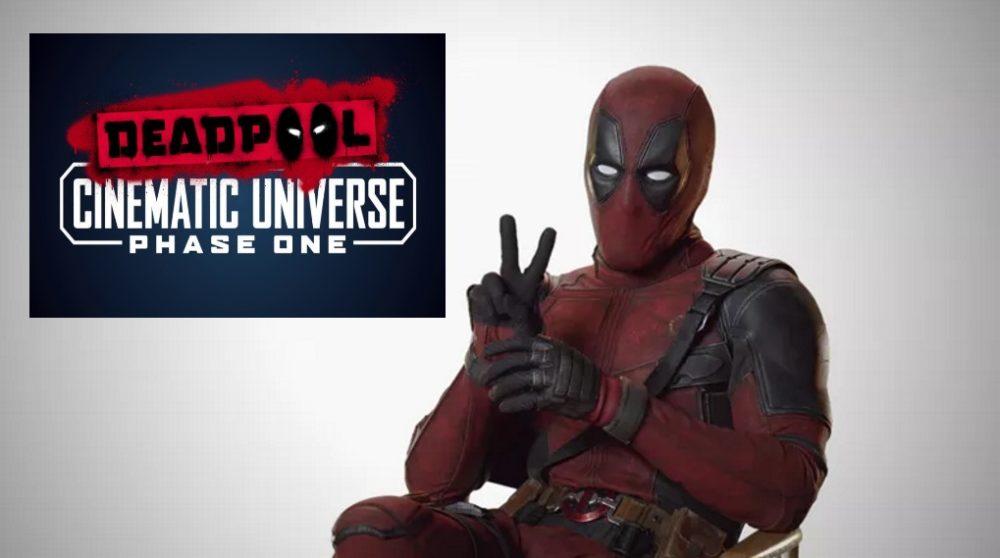 Deadpool 2 phase 1 / Filmz.dk