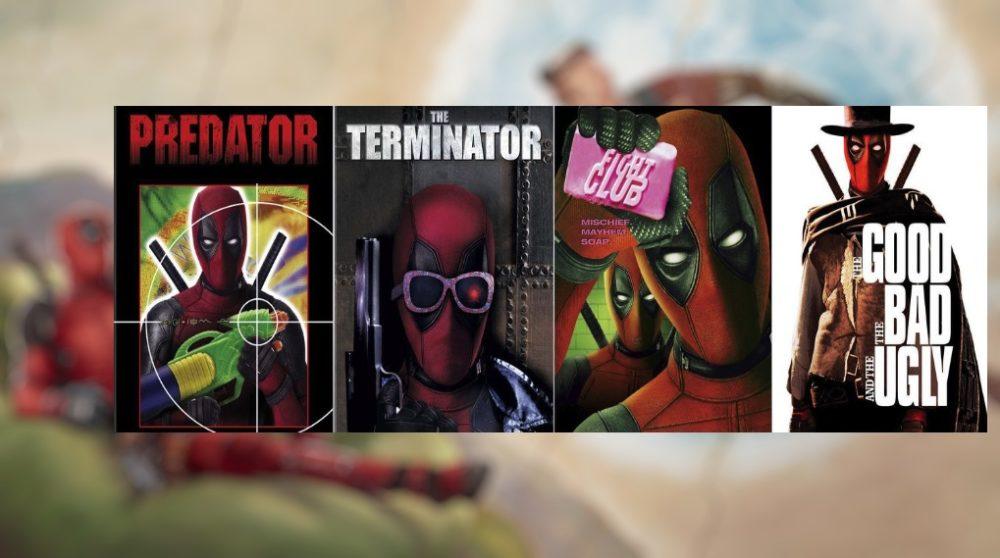 Deadpool 2 covers / Filmz.dk