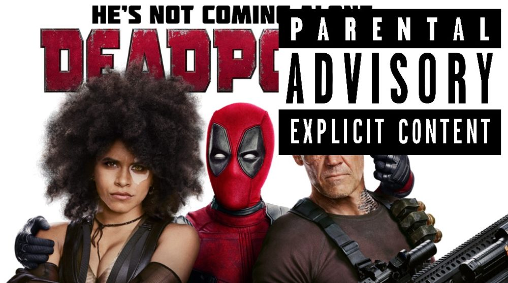 Deadpool 2 score / Filmz.dk
