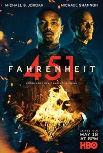 Fahrenheit 451 hbo anmeldelse / Filmz.dk