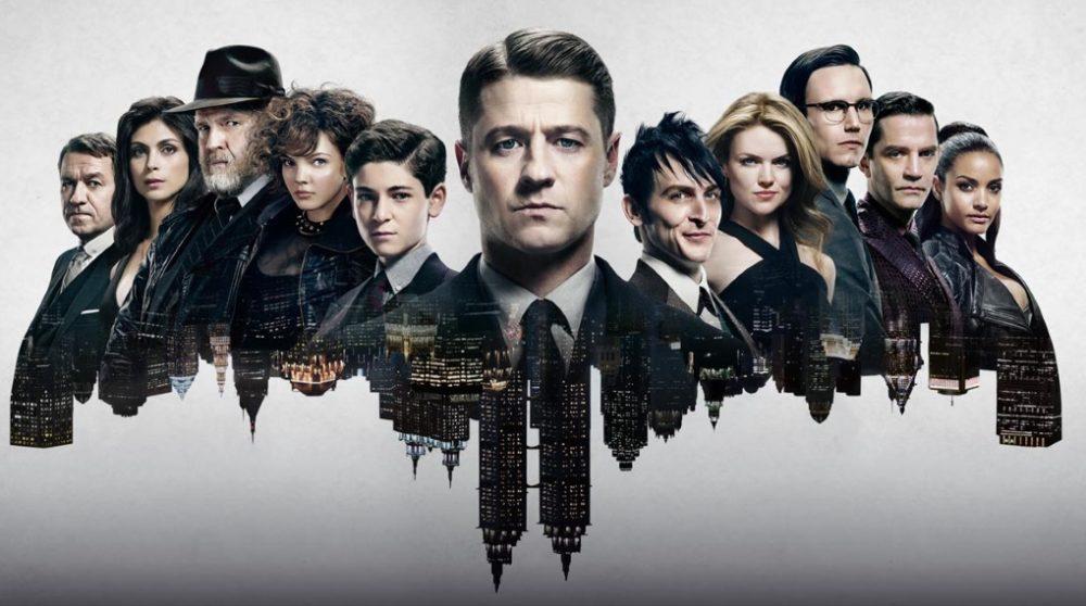 Gotham sidste sæson 5 / Filmz.dk