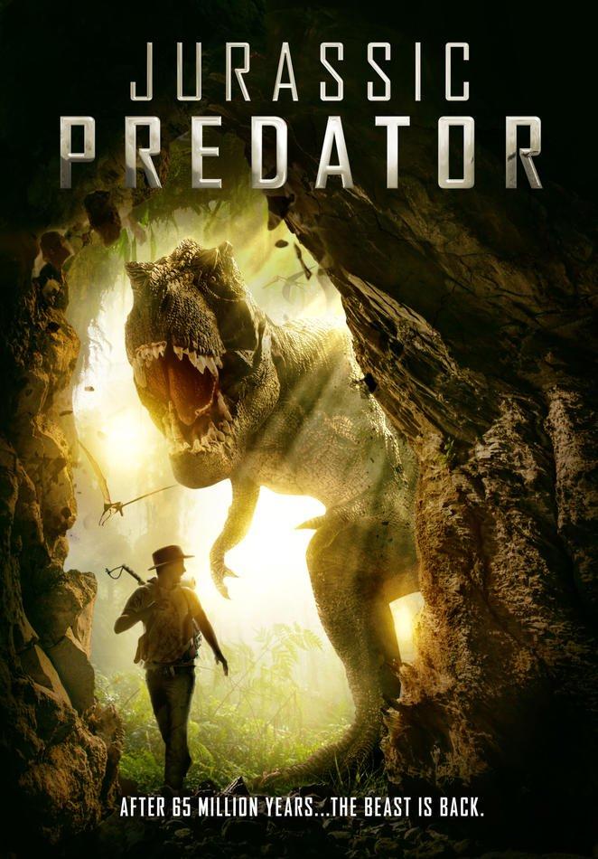 Jurassic Predator trailer / Filmz.dk