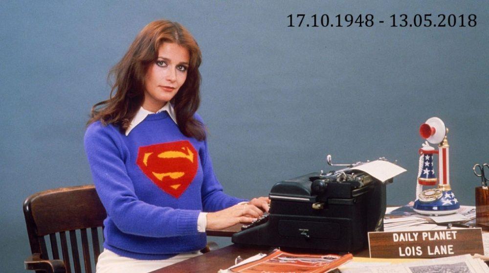 Margot Kidder Lois Lane død / Filmz.dk