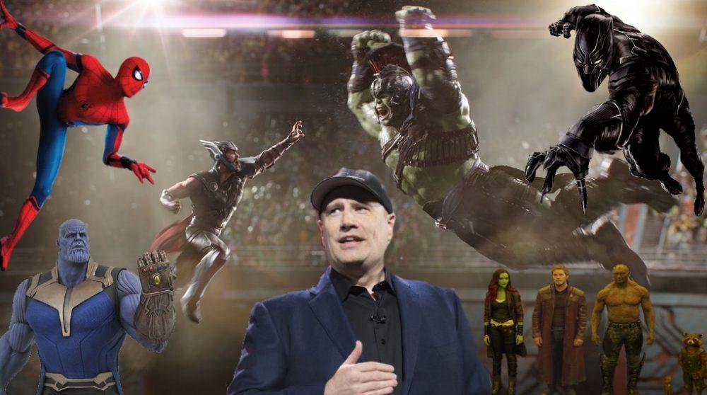 Kevin Feige Marvel MCU / Filmz.dk