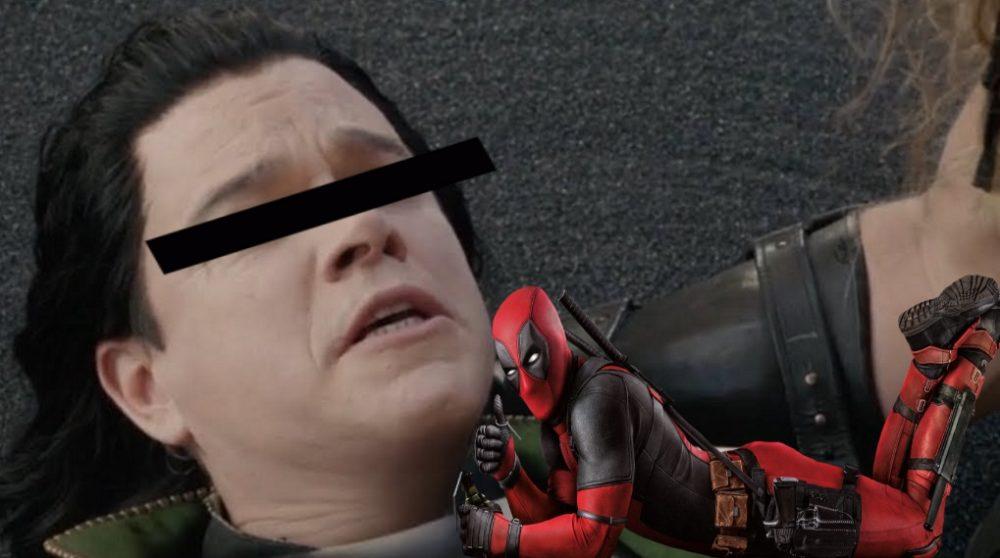Deadpool 2 cameo matt damon / Filmz.dk
