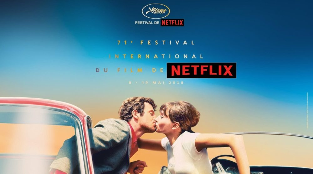 Netflix køber cannes film / Filmz.dk