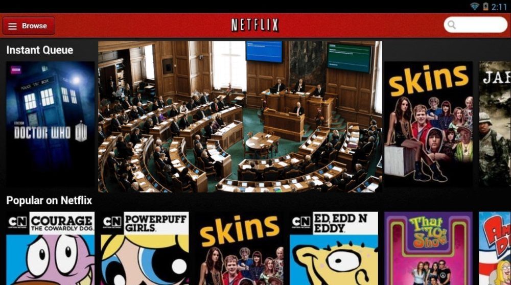 Netflix skat i danmark / Filmz.dk