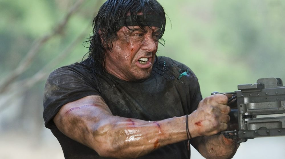 Rambo 5 Sylvester Stallone / Filmz.dk