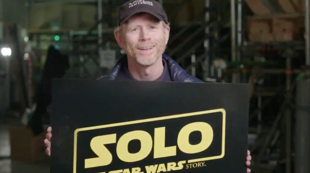 Ron Howard Solo A Star Wars Story / Filmz.dk