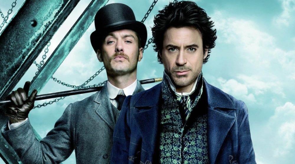 Sherlock Holmes 3 / Filmz.dk