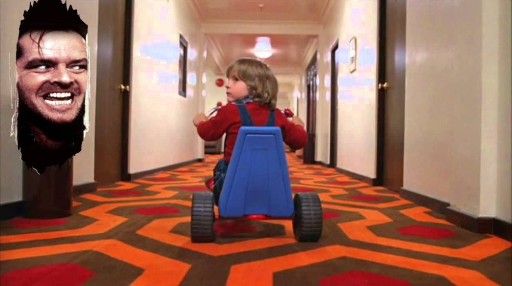 The Shining 2 Ondskabens hotel 2 sequel / Filmz.dk