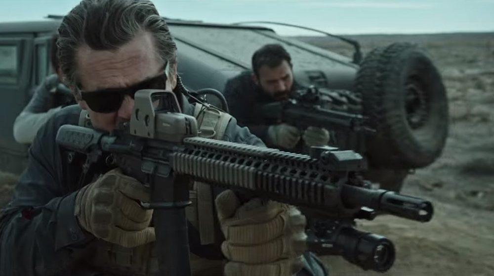 Sicario 2 day of the soldado trailer / Filmz.dk