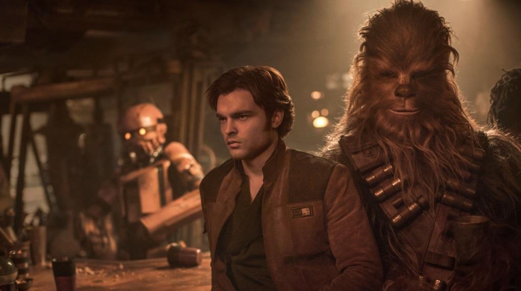 Solo a star wars story anmeldelse / Filmz.dk