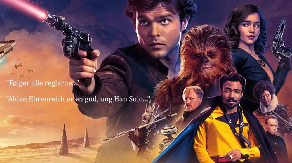 Solo a star wars story danske reaktioner / Filmz.dk