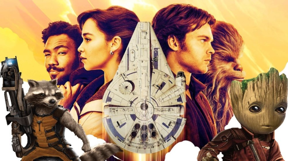 Solo a star wars story guardians of the galaxy / Filmz.dk