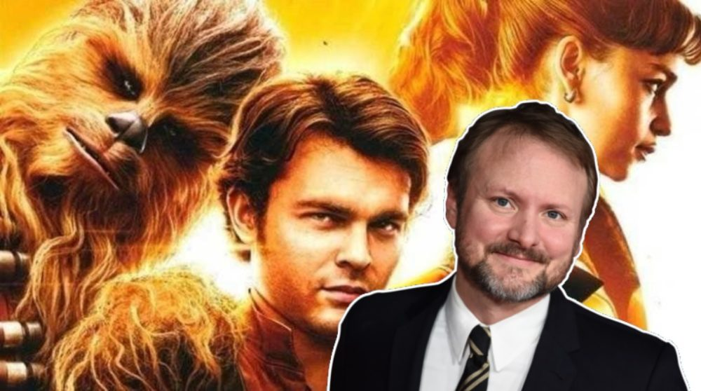 Rian Johnson Solo: A Star Wars Story / Filmz.dk