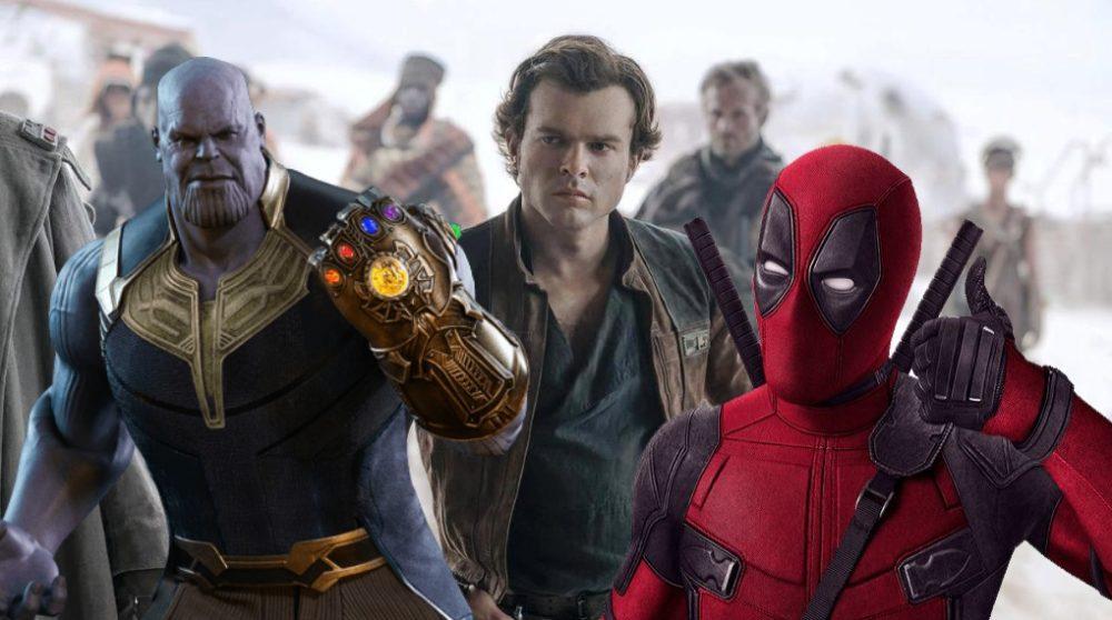 Solo Deadpool 2 Infinity War box office biograf skuffelse / Filmz.dk