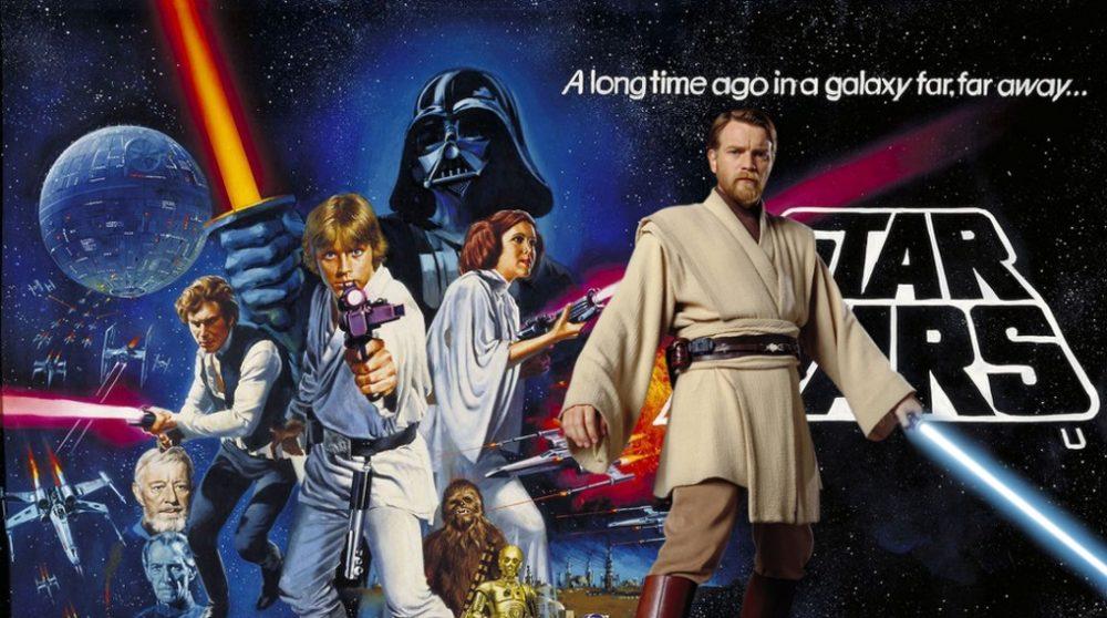 Obi-Wan Kenobi star wars film / Filmz.dk