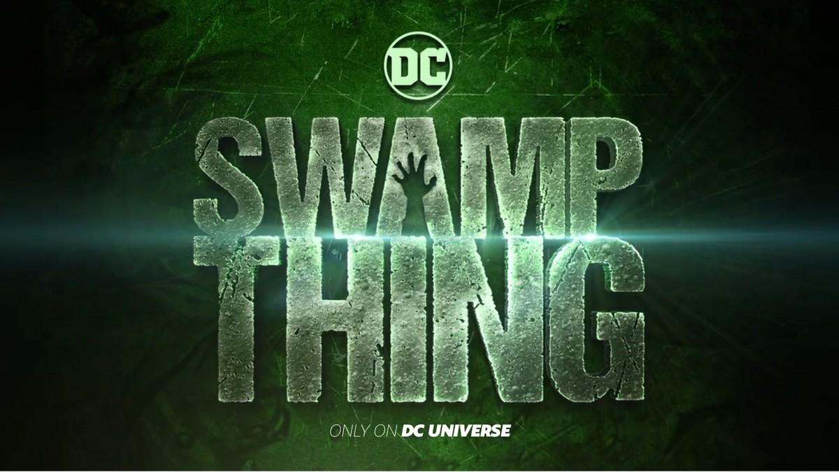 Swamp Thing DC streaming / Filmz.dk