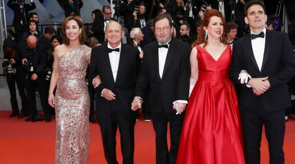 Lars von trier cannes the house that jack built / Filmz.dk