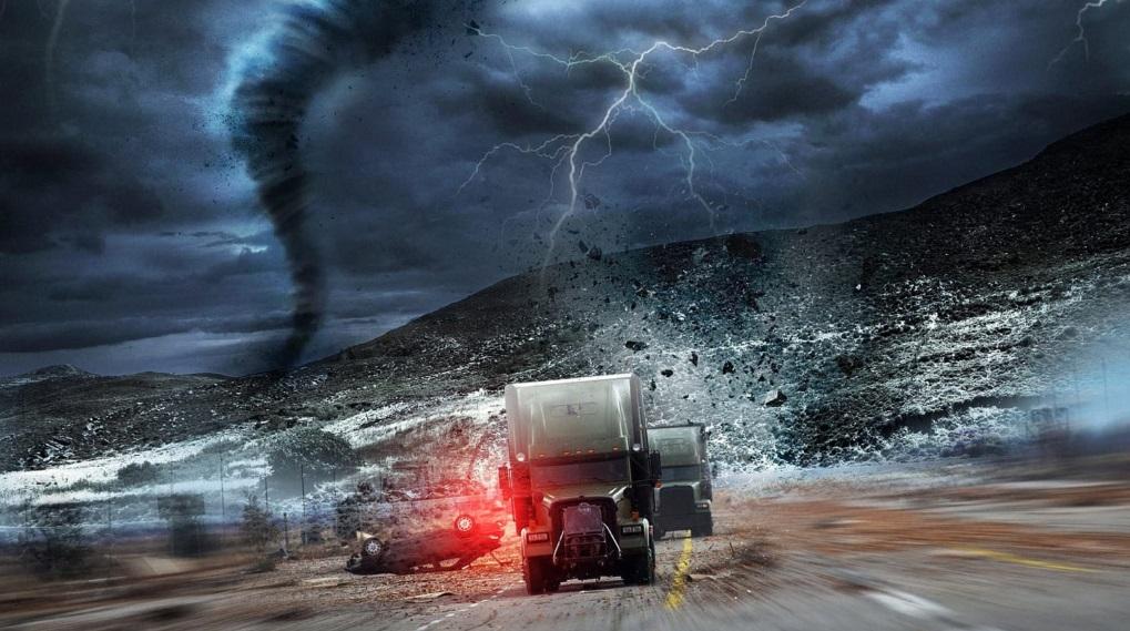 The Hurricane Heist anmeldelse / Filmz.dk