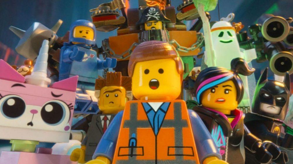 Lego filmen 2 titel / Filmz.dk
