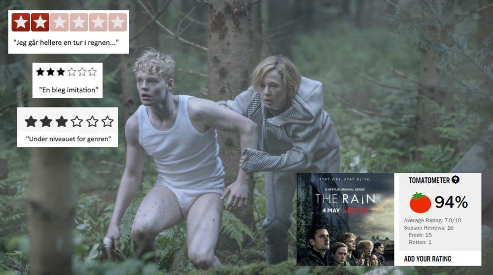The Rain anmeldelser / Filmz.dk