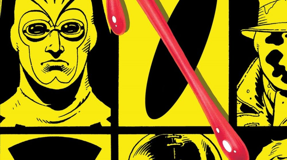 Watchmen serie hbo / Filmz.dk