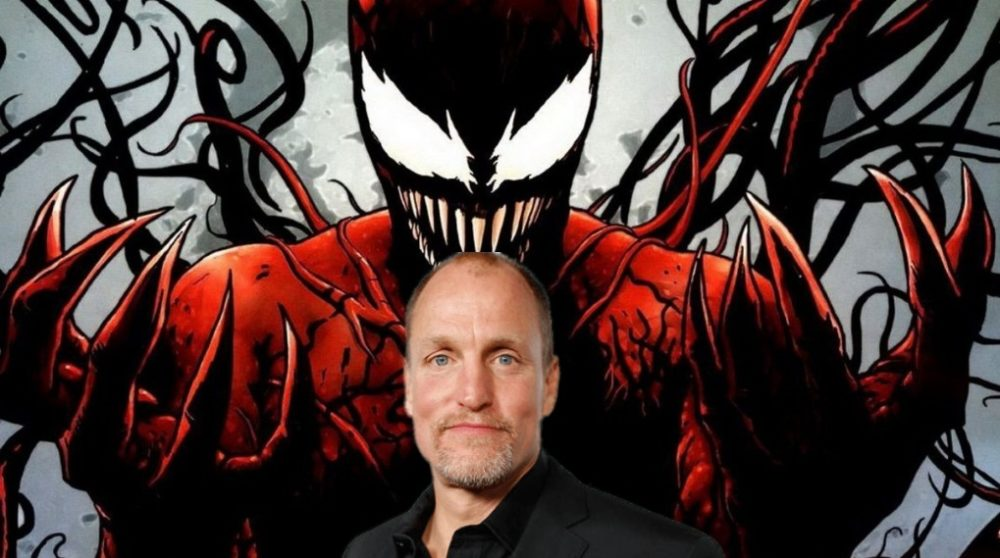 Woody Harrelson Venom Carnage / Filmz.dk