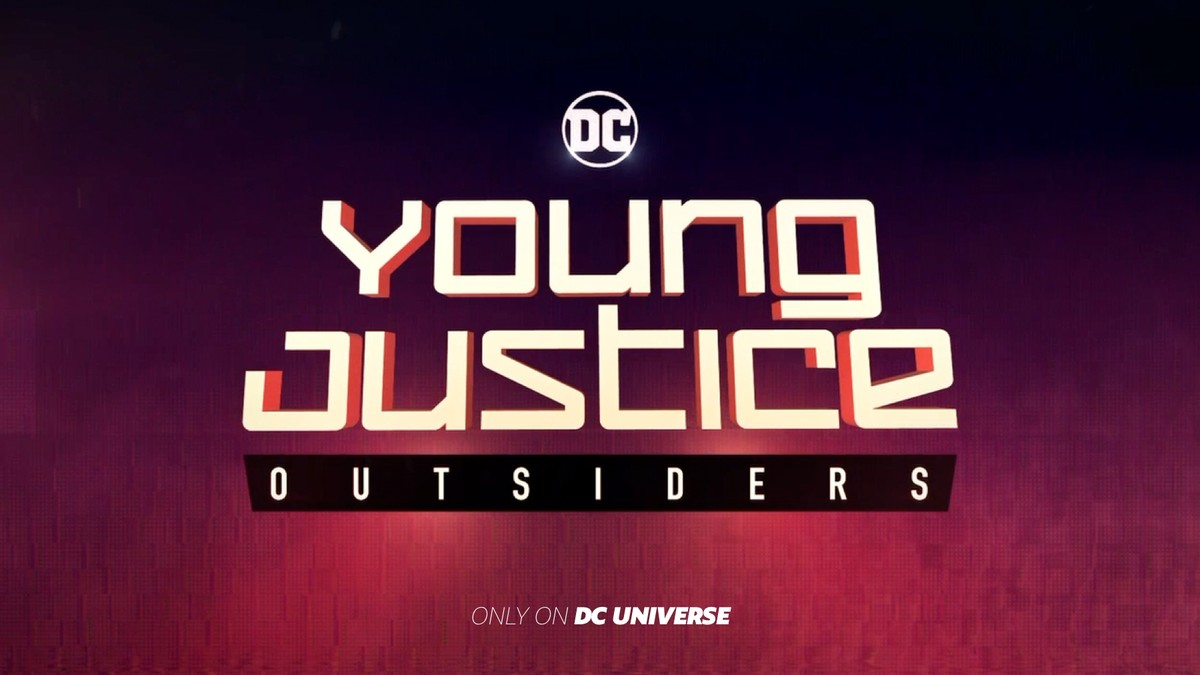 DC Universe streaming young justice / Filmz.dk