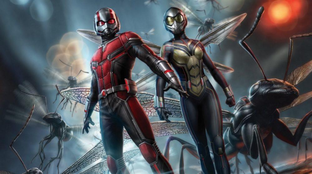 Ant-Man and the Wasp første reaktioner / Filmz.dk