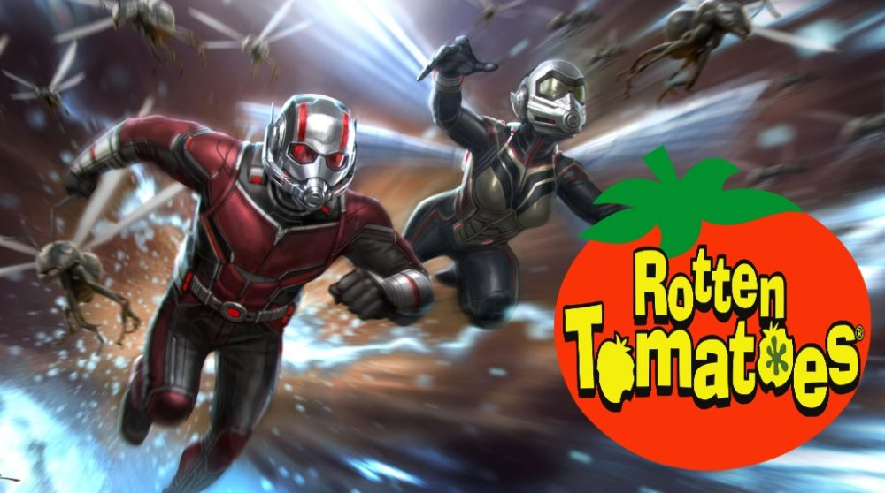 Ant-Man and the wasp ant-man 2 rotten tomatoes anmeldelser / Filmz.dk