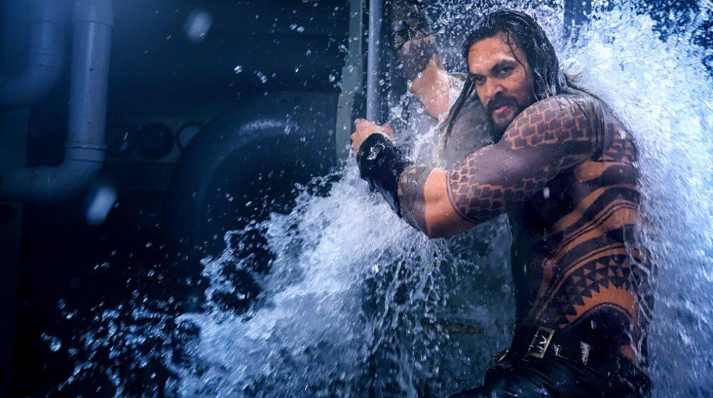 Aquaman først billeder trailer dato / Filmz.dk