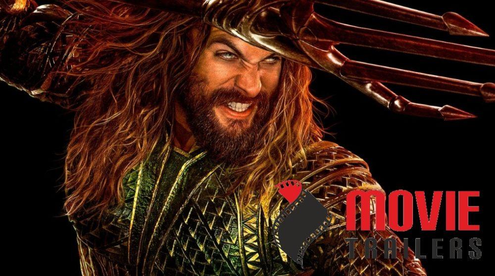 Aquaman trailer reaktioner / Filmz.dk